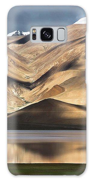 Golden Light Tso Moriri, Karzok, 2006 Galaxy Case