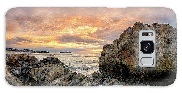 Good Harbor Rock View 1 Galaxy Case