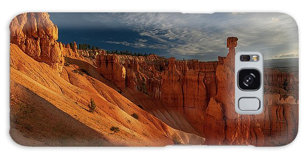 Galaxy Case featuring the photograph Good Morning Bryce by Edgars Erglis