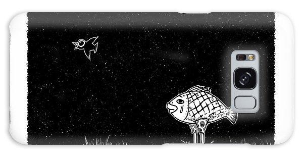 Milky Way Galaxy Case - Goodbye by ArtMarketJapan