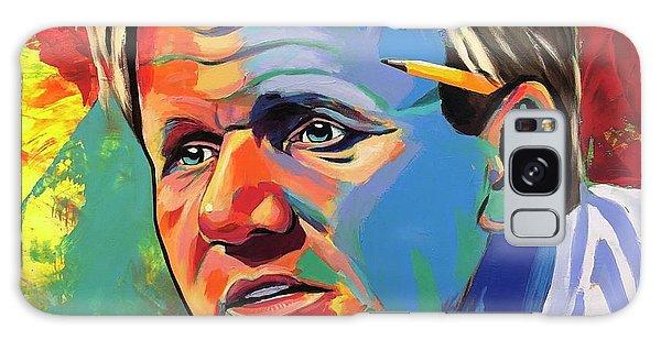 Gordon Ramsay Galaxy Case - Gordon Ramsay by Peter Luke