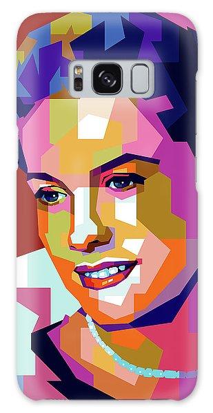 Grace Kelly Galaxy Case