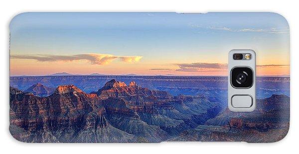 Usa Galaxy Case - Grand Canyon National Park At Sunset by Jameschen