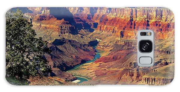 Haybale Galaxy Case - Grand Canyon Sunset by Robert Bales