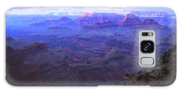 Grand Canyon Twilight Galaxy Case