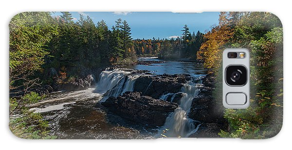 Galaxy Case featuring the photograph Grand Falls by Rick Hartigan