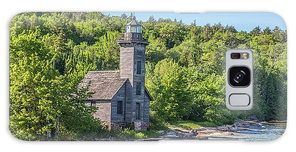 Grand Island East Channel Lighthouse, No. 2 Galaxy Case