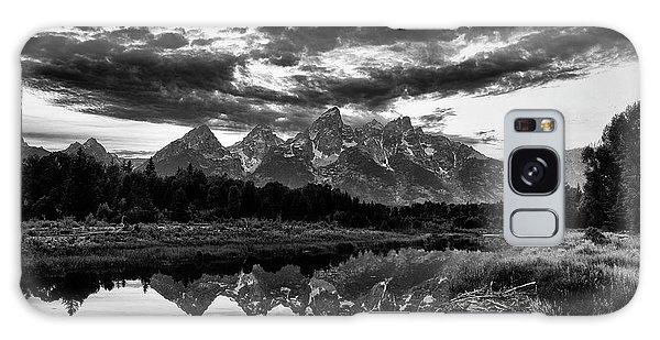 Grand Tetons, Wyoming Galaxy Case