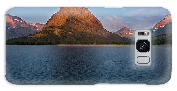 Galaxy Case featuring the photograph Grandeur by Expressive Landscapes Fine Art Photography by Thom