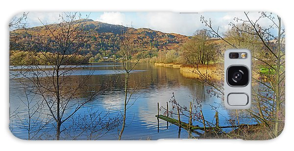 Grasmere Galaxy Case - Grasmere In Late Autumn In Lake District National Park Cumbria by Louise Heusinkveld