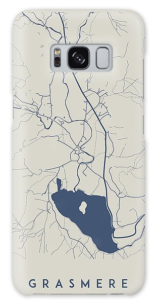 Grasmere Galaxy Case - Grasmere Map by Mike Taylor