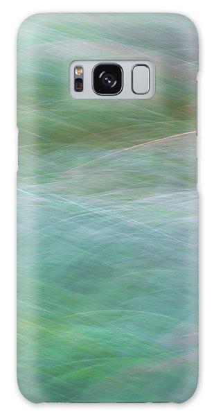Grasses Galaxy Case