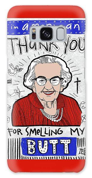 Gratitude Galaxy Case