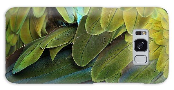 Macaw Galaxy Case - Great Green Macaw Ara Ambiguus, Also by Vladimir Wrangel