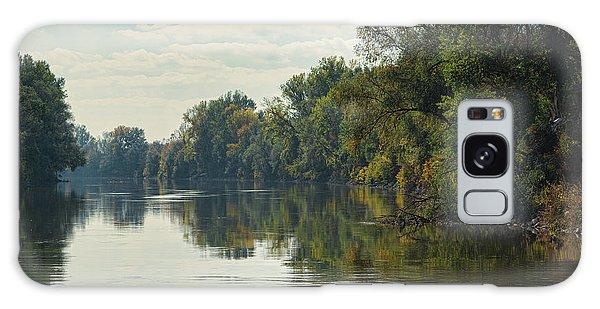 Great Morava River Galaxy Case