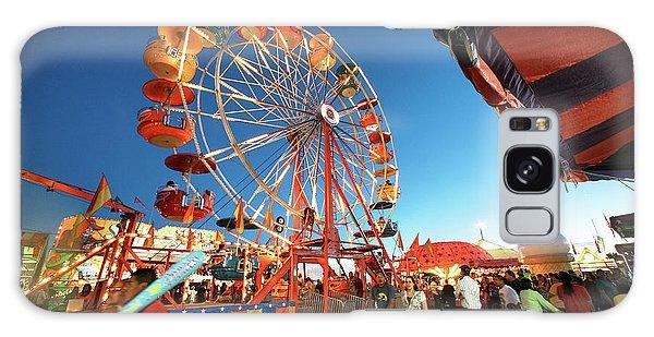 County Fair Galaxy Case - Great Northern Fair by Todd Klassy