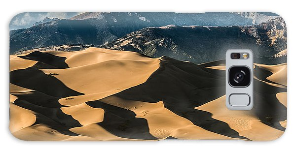 Southwest Usa Galaxy Case - Great Sand Dunes National Park Colorado by Kris Wiktor