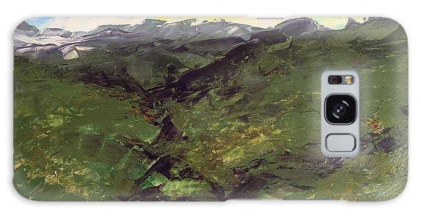 Green Hills Galaxy Case