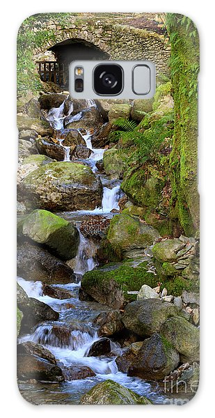 Grasmere Galaxy Case - Greenhead Gill Above Grasmere In Lake District National Park by Louise Heusinkveld