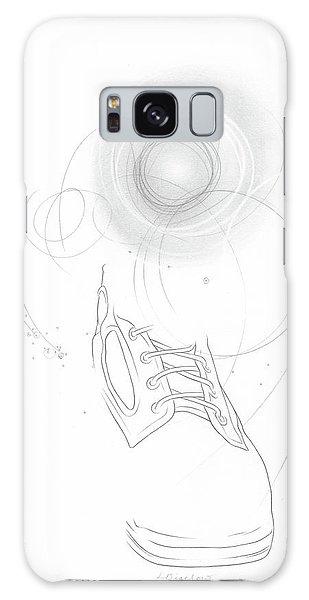 Ground Work No. 6 Galaxy Case