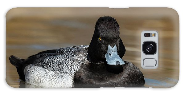 Grumpy Duck Galaxy Case