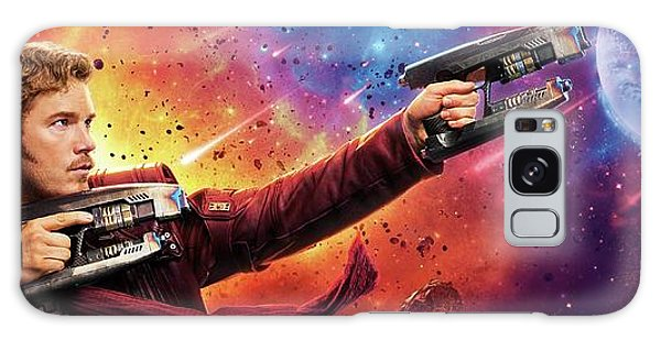 The Avengers Galaxy Case - Guardians Of The Galaxy Star-lord by Geek N Rock