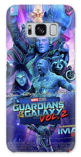 The Avengers Galaxy Case - Guardians Of The Galaxy Vol.2  by Geek N Rock