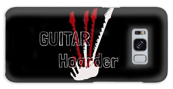 Guitar Hoarder Galaxy Case