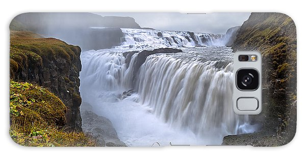 Scenery Galaxy Case - Gullfoss. Waterfall Located In The by Thomas Lusth
