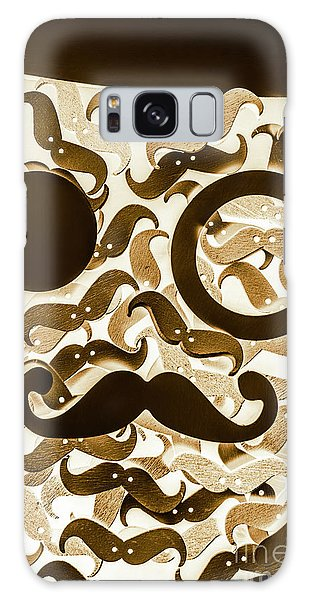 Moustache Galaxy Case - Hairy Hipster by Jorgo Photography - Wall Art Gallery
