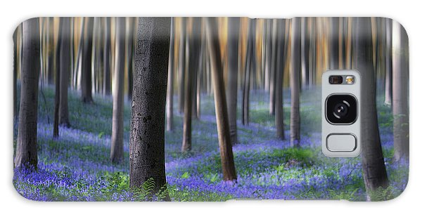 Bluebell Galaxy Case - Hallerbos In Motion by Martin Podt