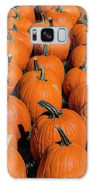 Halloween Harvest Galaxy Case