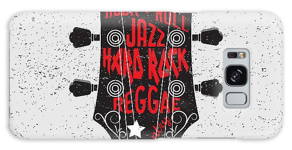 Metal Galaxy Case - Hand Drawn Illustration With With A by Klaus Kunstler
