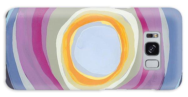 Galaxy Case - Hang Cool by Claire Desjardins