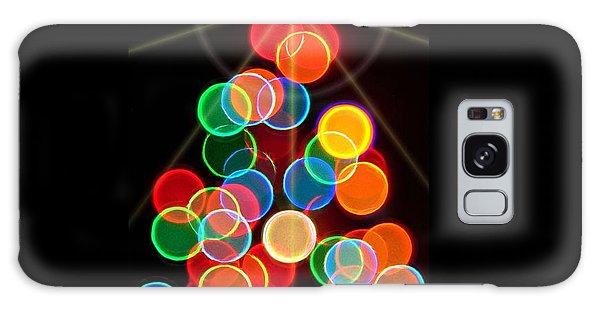 Happy Holidays - 2015-r Galaxy Case