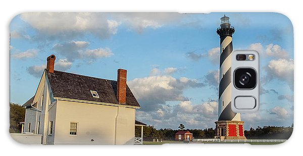 Hatteras Lighthouse No. 2 Galaxy Case