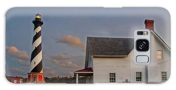 Hatteras Lighthouse No. 3 Galaxy Case