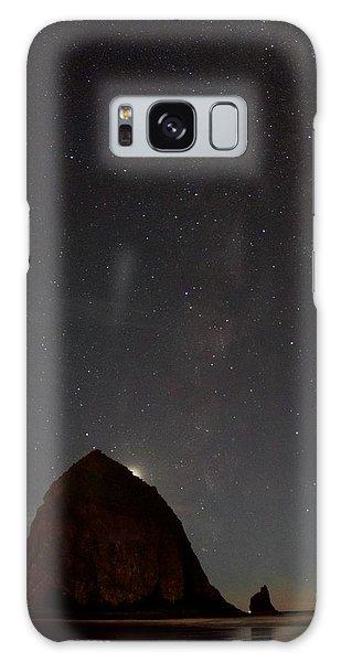 Haystack Night Under The Stars Galaxy Case