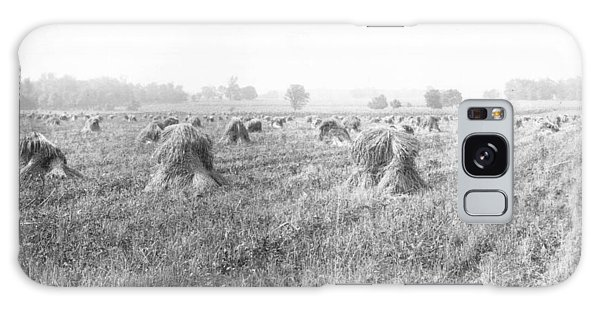 Gosling Galaxy Case - Haystacks In Phillips Field  Dayton  Ohio 1905 by Celestial Images