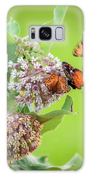 Head Over Heals For Milkweed Galaxy Case