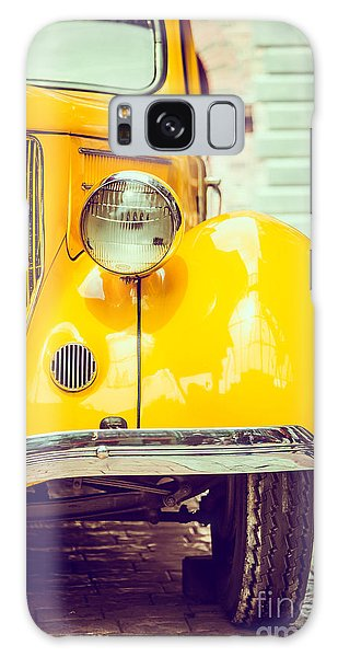 Automobile Galaxy Case - Headlight Lamp  Vintage Car - Vintage by Food Travel Stockforlife