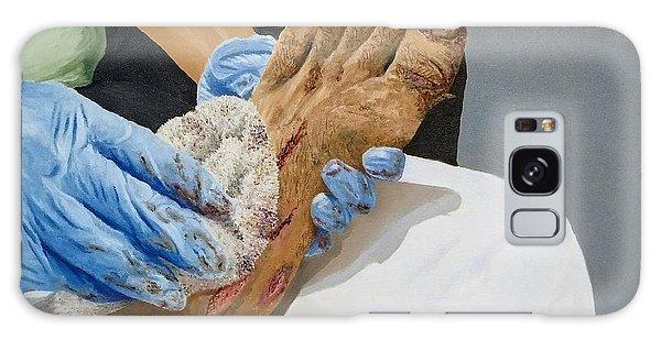 Healing Hands Galaxy Case