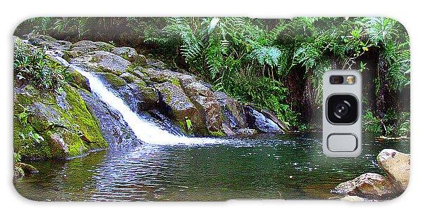 Healing Pool - Maui Hawaii Galaxy Case