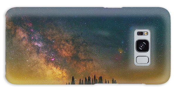 Heaven On Earth Galaxy Case