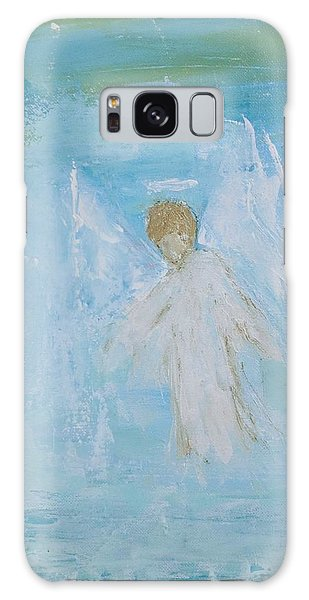 Heavenly Angel Child Galaxy Case