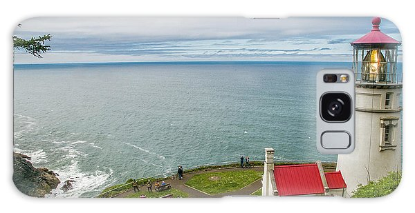 Heceta Head Lighthouse And The Pacific Galaxy Case