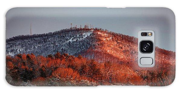 Hibriten Mountain - Lenoir, North Carolina Galaxy Case