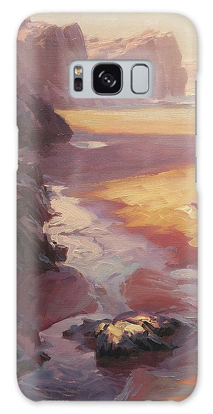 Tides Galaxy Case - Hidden Path To The Sea by Steve Henderson