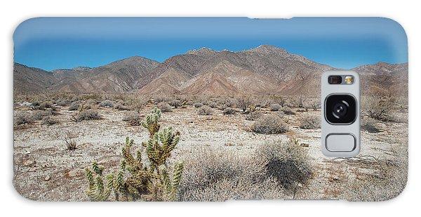 High Desert Cactus Galaxy Case