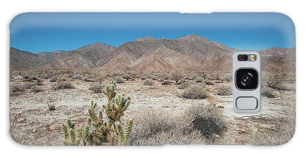 High Desert Cactus Galaxy Case